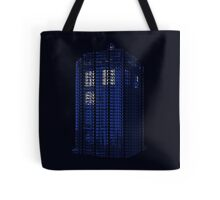 Wibbly Wabbly Typey Wimey Tote Bag