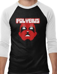 POLYBIUS Men's Baseball ¾ T-Shirt