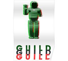 hello robot Poster
