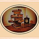 """""""... On a Stack of Bibles""""... prints and products by © Bob Hall"""
