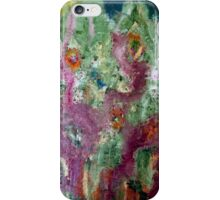 Creative Marks Flowing iPhone Case/Skin