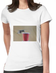 The Drink Womens Fitted T-Shirt