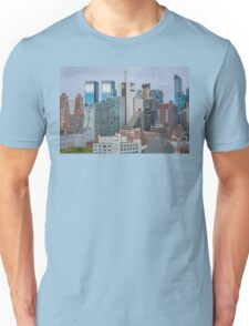 NYC From Ship Unisex T-Shirt