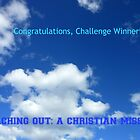 Reaching Out: Challenge Winner Banner by Kathryn Jones