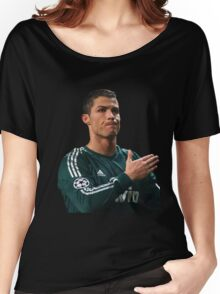 cristiano ronaldo cr7 Women's Relaxed Fit T-Shirt