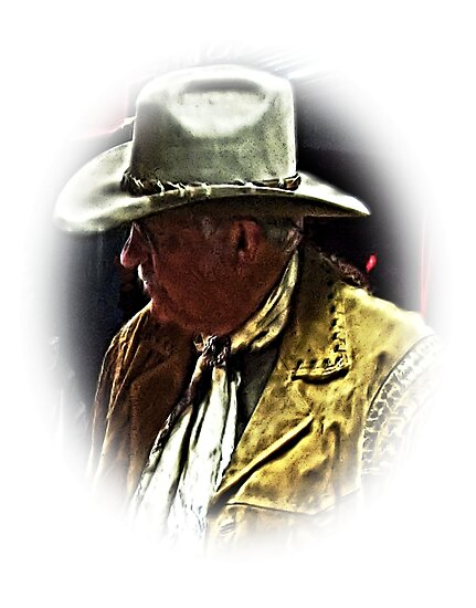 """""""Cowboy""""... prints and products by © Bob Hall"""