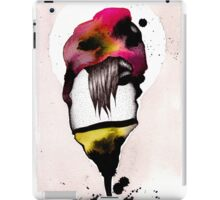 INK MONSTER 001 iPad Case/Skin