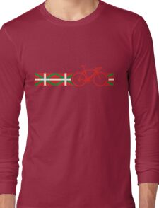 Bike Stripes Basque Long Sleeve T-Shirt