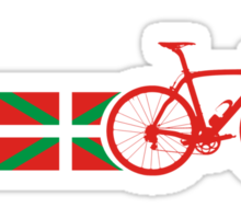 Bike Stripes Basque Sticker
