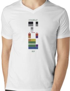 coldplay sky Mens V-Neck T-Shirt