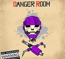 Danger Room by Sean Corbin