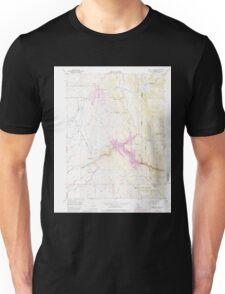 USGS TOPO Map California CA Camp Far West 288854 1949 24000 geo Unisex T-Shirt