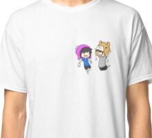 Dan and Phil Graphic art Classic T-Shirt