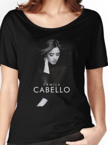 camila cabello  Women's Relaxed Fit T-Shirt