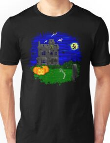 Halloween Pixel Art Unisex T-Shirt