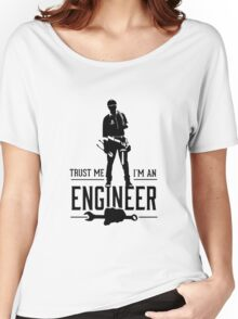 TRUST ME I'M AN ENGINEER T-SHIRT Women's Relaxed Fit T-Shirt