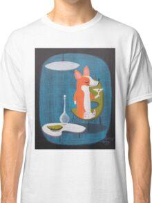 Corgi At Home Classic T-Shirt