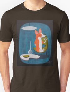 Corgi At Home Unisex T-Shirt
