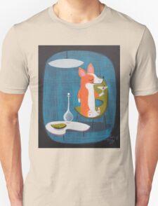 Corgi At Home T-Shirt