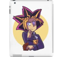 Time For Duel iPad Case/Skin