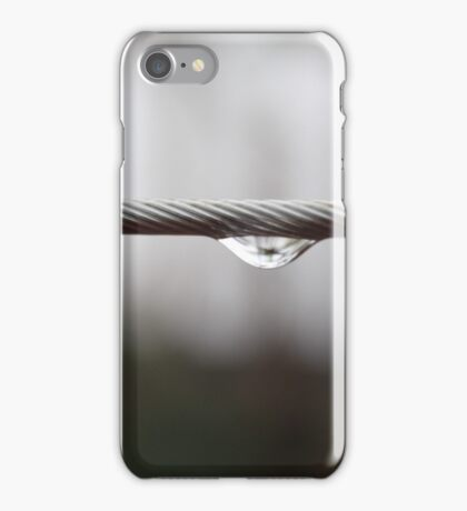 drop. iPhone Case/Skin