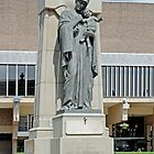 War Memorial, Derby Market Place by Rod Johnson