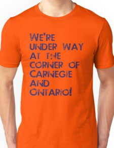 Carnegie and Ontario Unisex T-Shirt