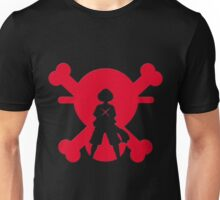 Luffi Red Logo Unisex T-Shirt