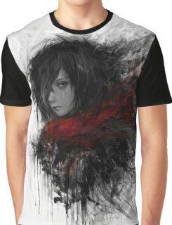 Mikasa Ackerman Graphic T-Shirt