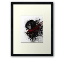 Mikasa Ackerman Framed Print