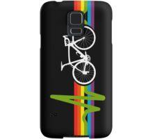 Bike Stripes Dark Side Samsung Galaxy Case/Skin