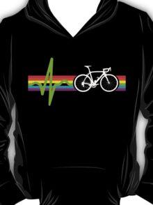 Bike Stripes Dark Side T-Shirt