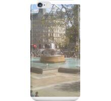 London Fountain iPhone Case/Skin