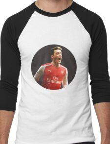mesut ozil Men's Baseball ¾ T-Shirt