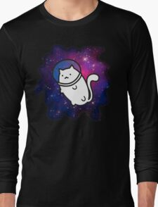 Fat Cat in Space 1 Long Sleeve T-Shirt