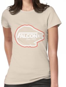 Falcon Hans Womens Fitted T-Shirt