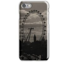 London Eye and Big Ben iPhone Case/Skin