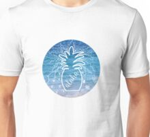 Pineapple Waves  Unisex T-Shirt