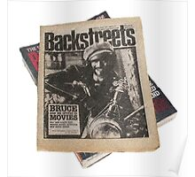 Out On The Backstreets Poster