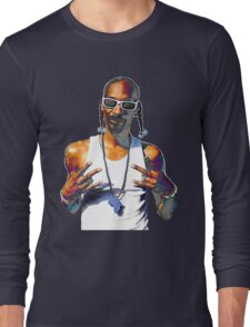 Snoop Dogg Long Sleeve T-Shirt