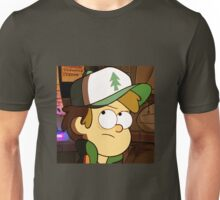 Dipper Pines - Cracking The Code  Unisex T-Shirt