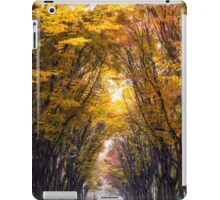 Autumn Stroll iPad Case/Skin