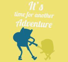 It's Adventure Time! Kids Tee