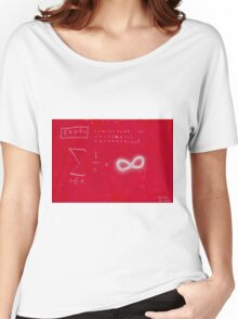 Conjecture On Arithmetic Progression With Paul Erdos Women's Relaxed Fit T-Shirt
