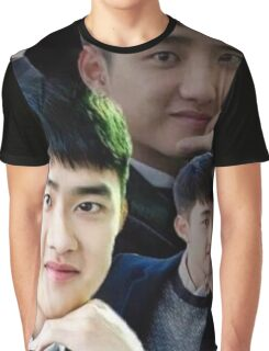 d.o , did you really? Graphic T-Shirt