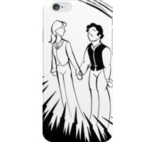 Orestes fasting and Pylades drunk iPhone Case/Skin