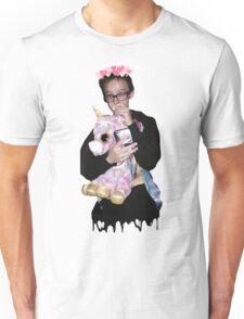 justin blake unicorn Unisex T-Shirt