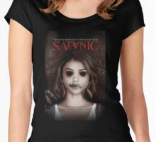 Satanic 2016 Women's Fitted Scoop T-Shirt