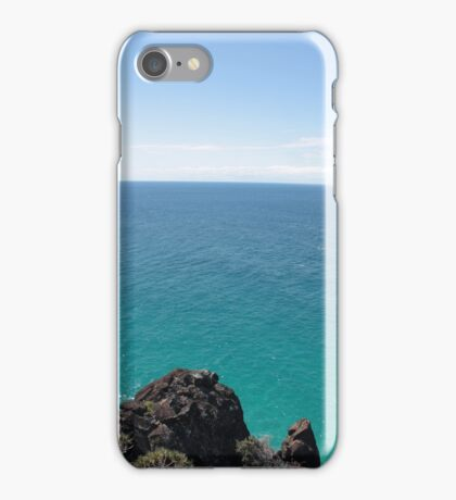 ocean rock. iPhone Case/Skin
