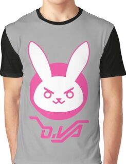 OVERWATCH D. VA Graphic T-Shirt